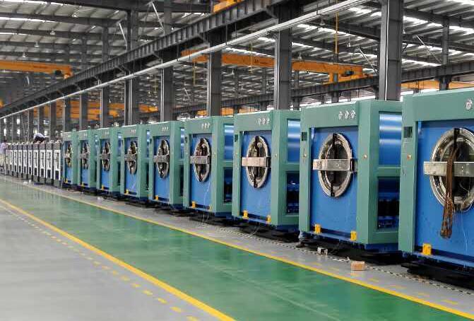 皖南电机在干洗机行业中的应用