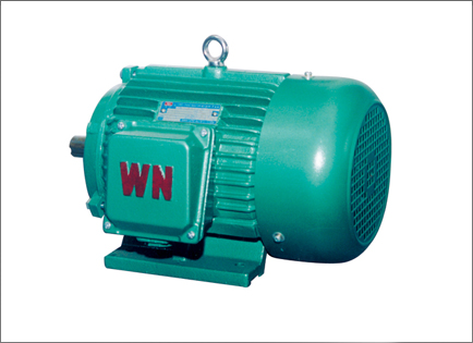 YDT系列变极多速三相异步电动机